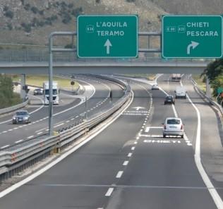 autostrade, a24, a25, toto, strada dei parchi