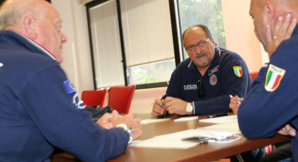 Mazzocca protezione civile