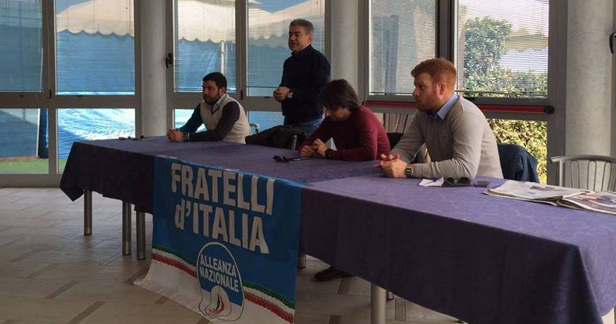 fratelli d'italia, alleanza nazionale, teramo