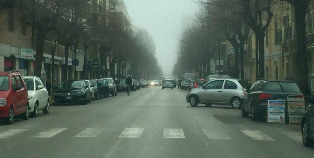 Pescara centro - smog