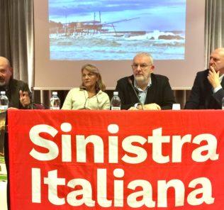 Sinistra Italiana, convegno parchi - Melilla, De Petris, Buonamano