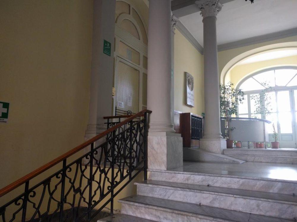 Terremotoil Centro Per Limpiego Di Teramo Trasferito Nella Sede