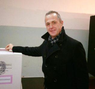 Il presidente della Provincia di Pescara, Antonio Di Marco