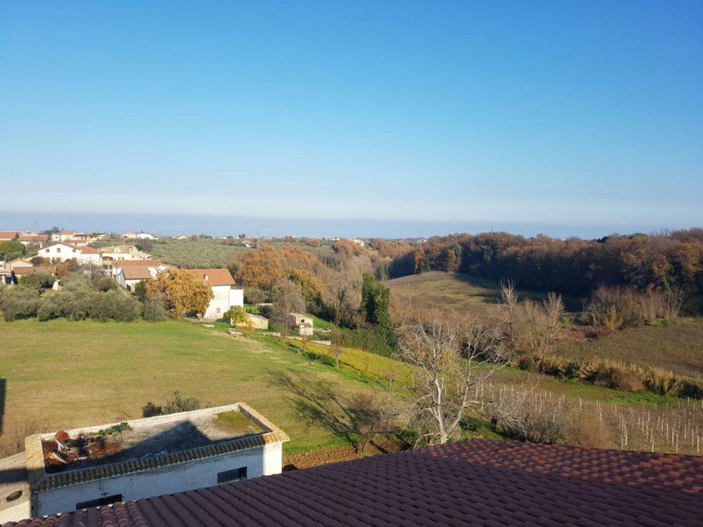 Una luminosa giornata invernale a Lanciano - di Michele Cerrone