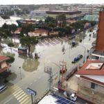 Allagamenti a Pescara