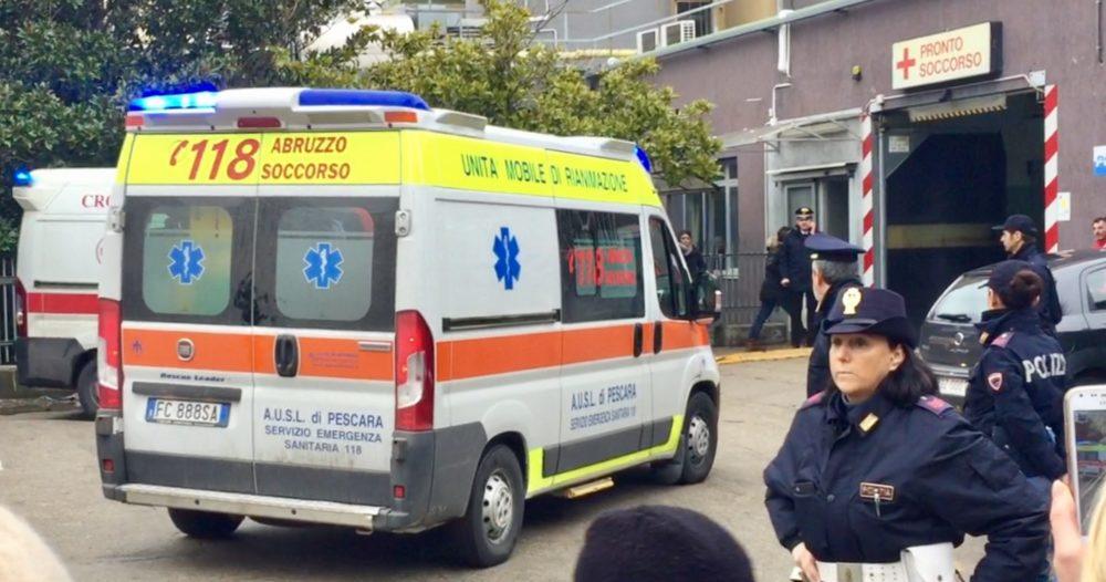detailed look 72712 6539a Pescara, ha un malore mentre è in acqua e muore | ABR24 NEWS