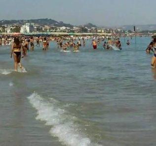 spiaggia pescara