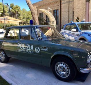 Festa per il 165/mo anniversario della Polizia, cerimonia a Pescara