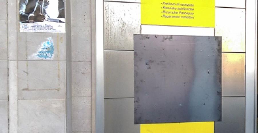 bancomat, poste