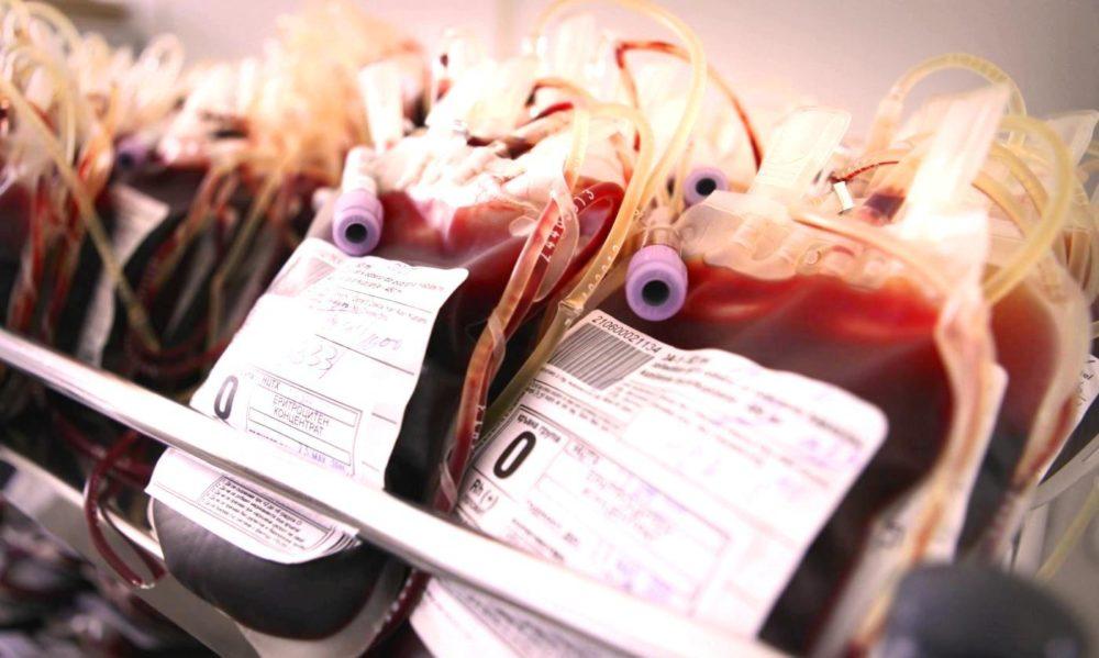sangue trasfusioni