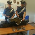 droga trovata a Montesilvano