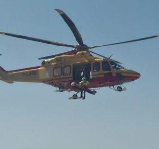 elicottero 118 e cnsas