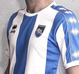 maglia pescara calcio 2017-18