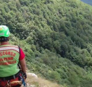 soccorso alpino, cnsas