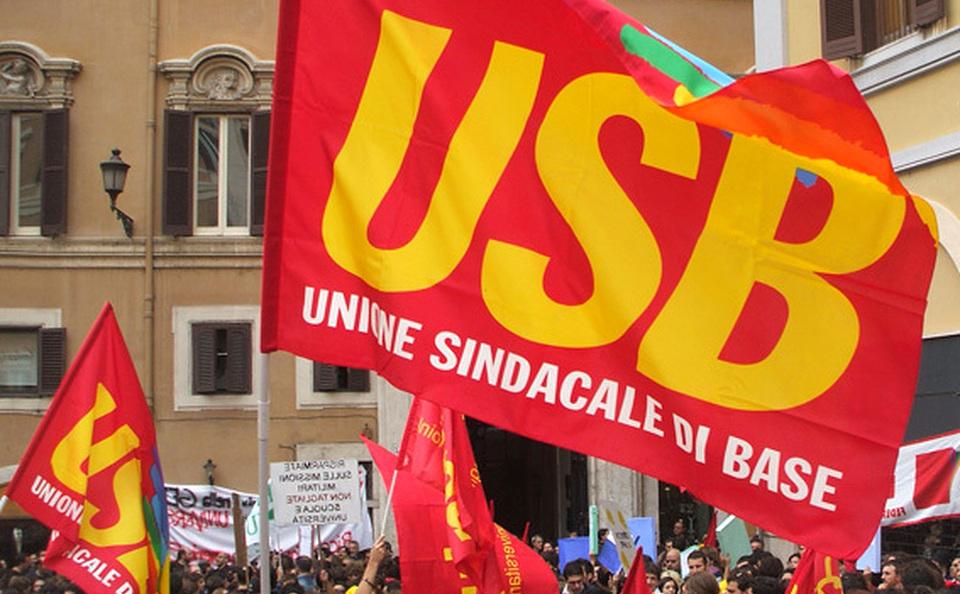 manifestazione-sindacato-usb
