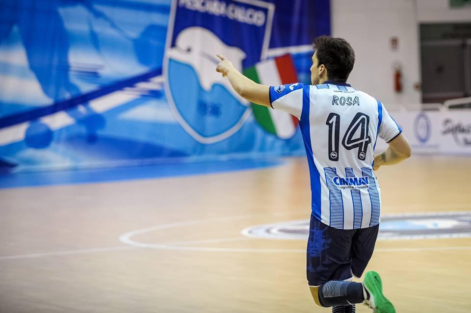 Calcio a 5, spettacolo al Palarigopiano: Pescara batte ...