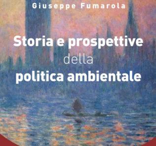 Montesilvano (Pescara) - Copertina libro Fumarola 'Storia e prospettive politica ambientale'