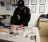 arresti droga montesilvano