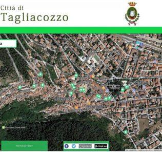 mapful-a-tagliacozzo