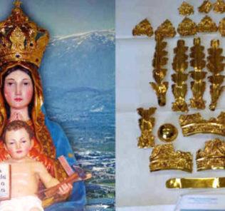 furto-corona-madonna-chiesa-atessa