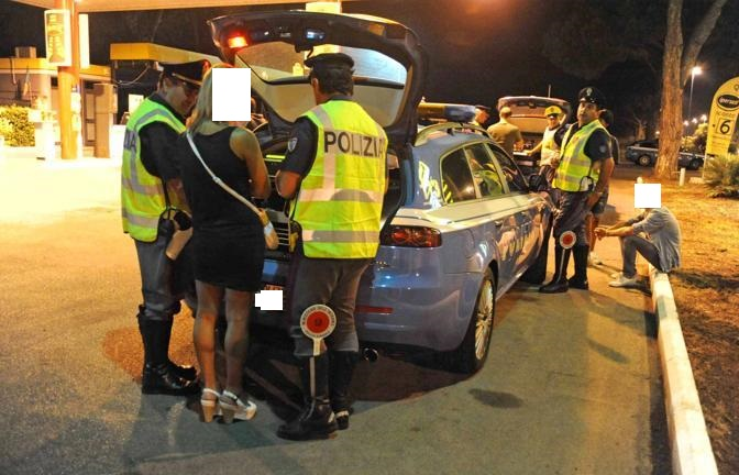 etilometro polizia alcol test