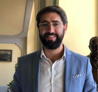 Diego Di Bonaventura, presidente della Provincia di Teramo