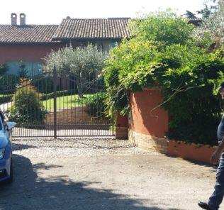 Lanciano (Chieti) - rapina in villa