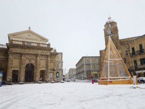 Neve a Lanciano