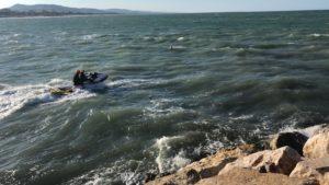 15enne disperso in mare giulianova1