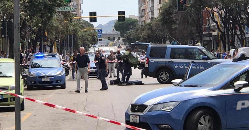 allarme bomba Bnl Pescara