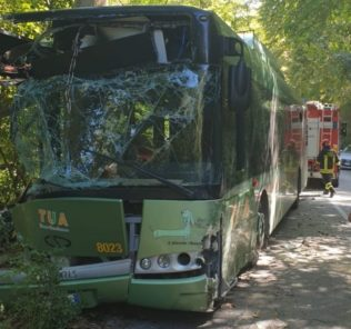 incidente autobus spoltore7
