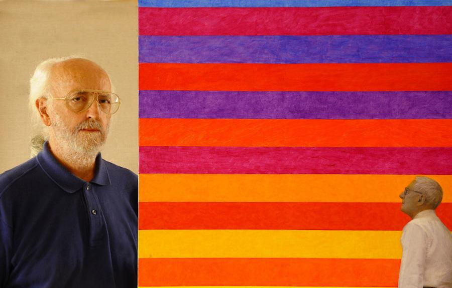 Pescara, è morto Franco Summa: l'Abruzzo piange il suo artista dei colori