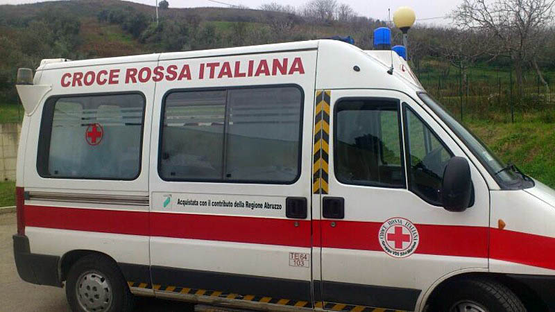 Croce Rossa - Ambulanza 1