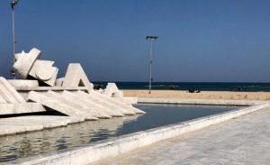 Lungomare e spiaggia presi d'assalto a Pescara